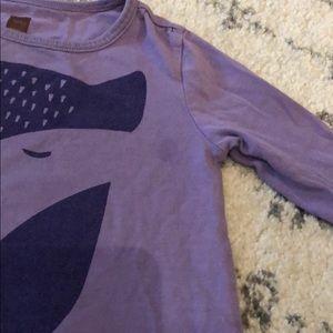 Tea Collection Shirts & Tops - Tea Collection long sleeve shirt 12-18 months